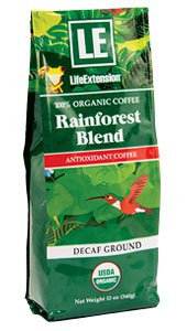 Image of Rainforest Blend Decaf Ground Coffee