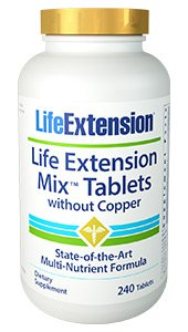 Image of Life Extension Mix Tablets with Extra Niacin