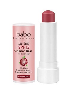 Image of Tinted Lip Conditioner, Crimson Rose