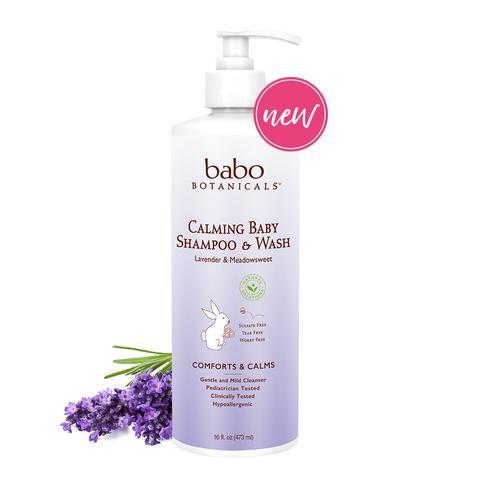 Image of Calming Baby Wash & Shampoo
