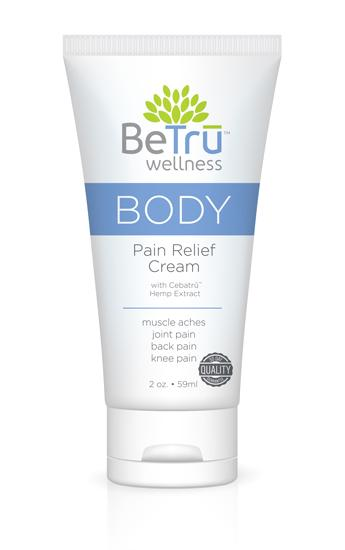 Image of Body: Pain Relief Cream