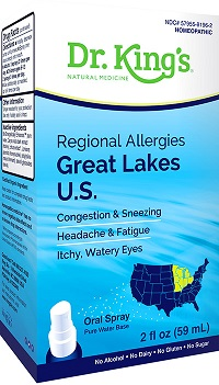 Image of Regional Allergies: Great Lakes U.S.