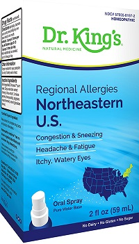 Image of Regional Allergies: Northeastern U.S.