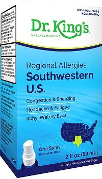 Image of Regional Allergies: Southwestern U.S.