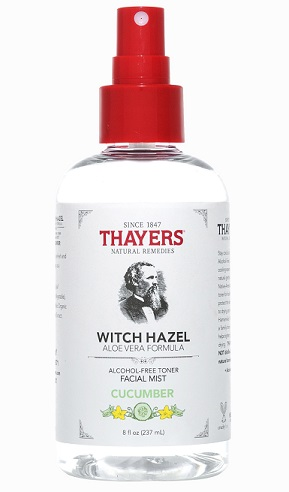 Image of Witch Hazel Facial Mist, Cucumber