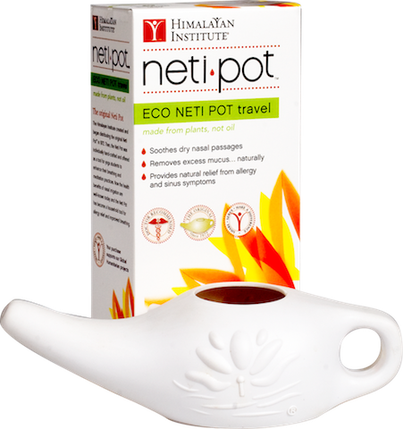 Image of Neti Pot Eco Travel