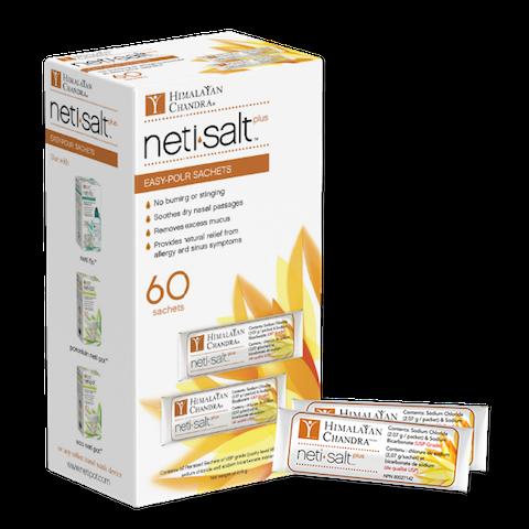Image of Neti Salt Plus Packet