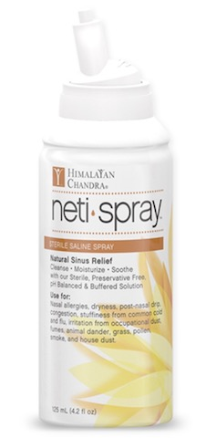 Image of Neti Spray Isotonic Saline Spray