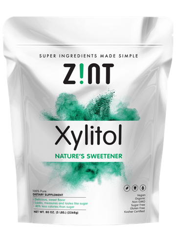 Image of Xylitol Powder Bag