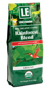 Image of Rainforest Blend Ground Coffee