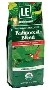 Image of Rainforest Blend Whole Bean Coffee