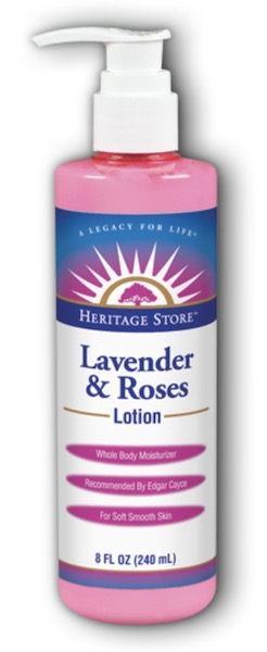 Image of Lavender & Roses Lotion Pump