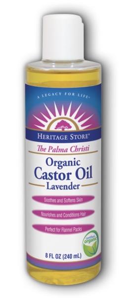 Image of Castor Oil Organic Lavender