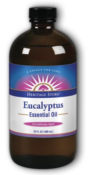 Image of Essential Oil Eucalyptus