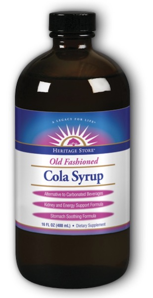 Image of Cola Syrup