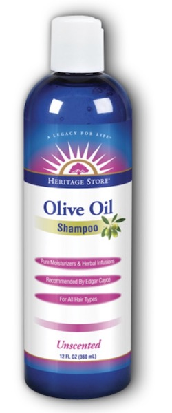 Image of Shampoo Olive Oil Unscented