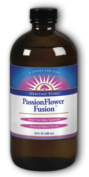 Image of Passion Flower Fusion Liquid
