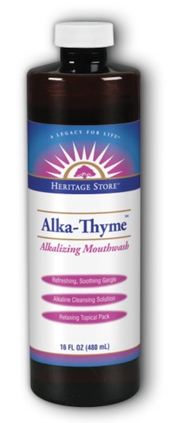 Image of Mouthwash Alka-Thyme