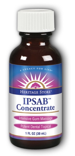 Image of IPSAB Concentrate Gum Treatment Liquid Peppermint