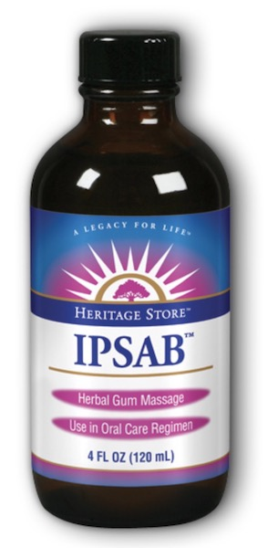 Image of IPSAB Gum Treatment Liquid Peppermint