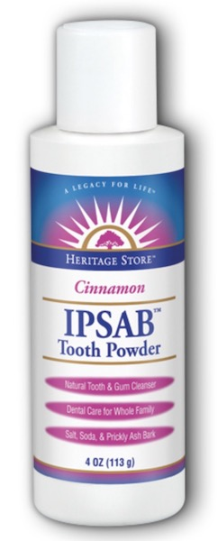 Image of IPSAB Tooth Powder Cinnamon