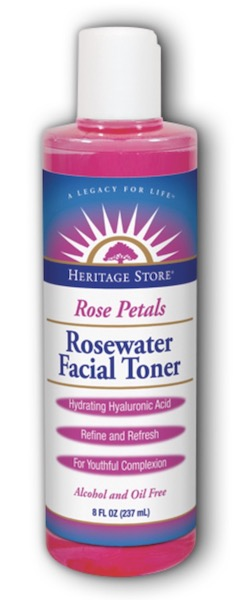 Image of Rose Petals Rosewater Facial Toner