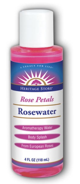 Image of Rose Petals Rosewater Liquid