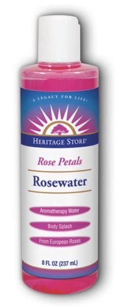 Image of Rose Petals Rosewater Liquid