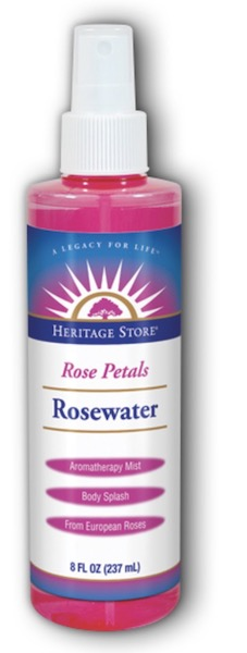 Image of Rose Petals Rosewater Liquid Spray