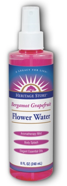 Image of Flower Water Bergamot Grapefruit Spray
