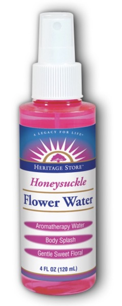 Image of Flower Water Honeysuckle Spray