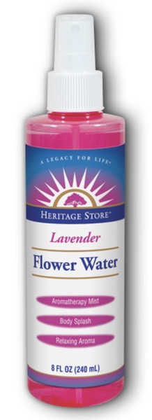 Image of Flower Water Lavender Spray