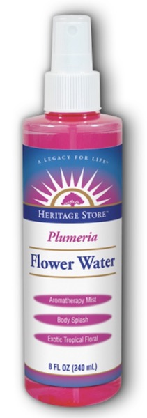 Image of Flower Water Plumeria Spray