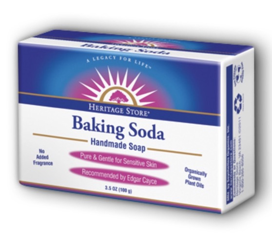 Image of Bar Soap Baking Soda