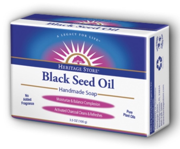 Image of Bar Soap Black Seed Oil