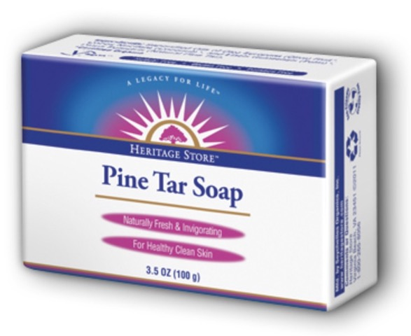 Image of Bar Soap Pine Tar