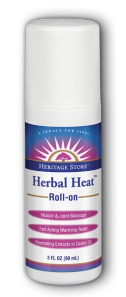 Image of Herbal Heal Roll-On (Wintergreen)