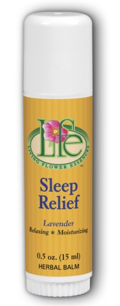 Image of Sleep Relief Stick Balm Lavender