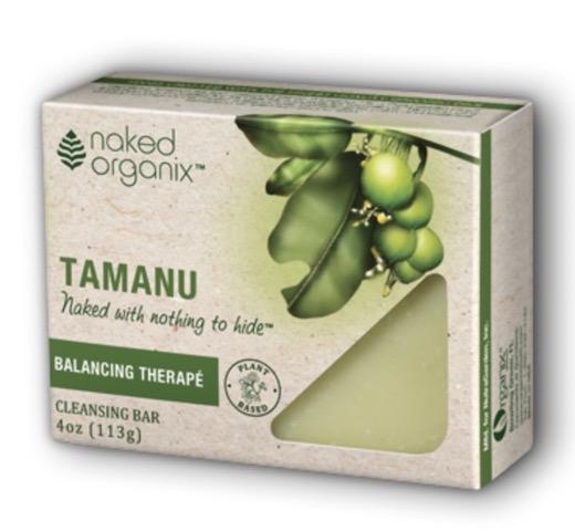Image of Naked Organix Cleansing Bar Tamanu