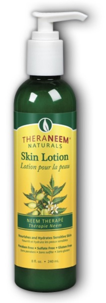 Image of TheraNeem Skin Lotion Citrus