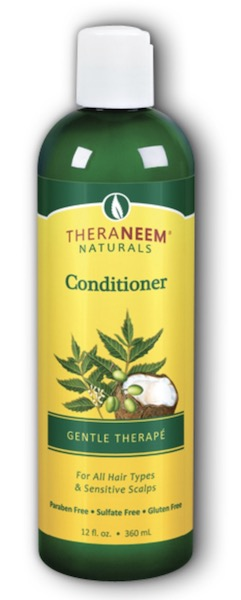 Image of TheraNeem Conditioner Gentle Therape Coconut (All Hair Types)
