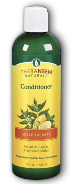 Image of TheraNeem Conditioner Scalp Therape Peppermint (All Hair Types)