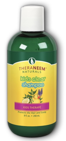 Image of TheraNeem Kid's Shampoo Clear (All Hair Types)
