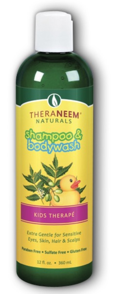 Image of TheraNeem Kids Shampoo & Bodywash