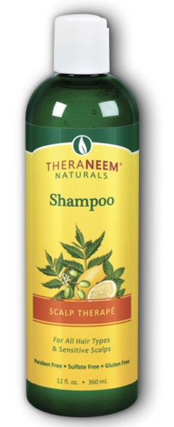 Image of TheraNeem Shampoo Scalp Therape (for All Hair Types)