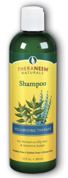Image of TheraNeem Shampoo Volumizing Therape (Normal to Oily Hair)