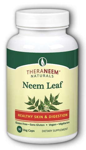 Image of TheraNeem Neem Leaf 480 mg Capsule