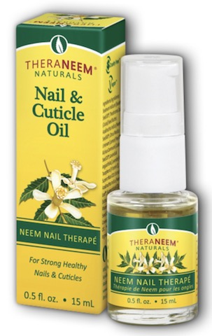 Image of TheraNeem Nail & Cuticle Oil