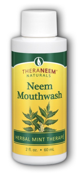 Image of TheraNeem Mouthwash Neem Mint
