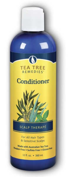 Image of Tea Tree Remedies Conditioner Scalp Therape Peppermint (All Hair Types)